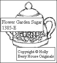 Flower Garden Sugar