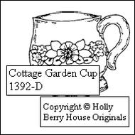 Cottage Garden Cup