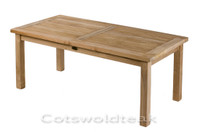 Cotswold Teak Burford 45cm x 45cm coffee table.