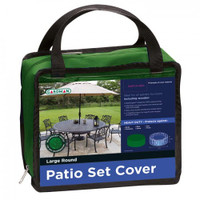 Gardman large round patio set cover.