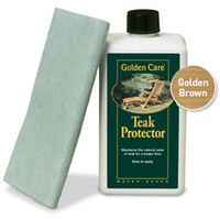 Golden Care Teak Protector.