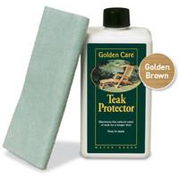 Golden Care Teak Protector.