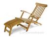Cotswold teak steamer chair.