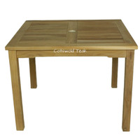 Rental Rates for the Marbrook 100cm x 100cm Table From £16.72 / Week