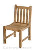 Grisdale Teak Side Chair