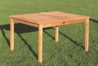 Marbrook Rectangular 150cm x 100cm outdoor Teak Table