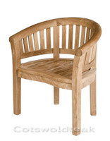 The Cotswold Teak Crummock Chair