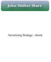 Advertising Strategy (John Walter Starr) - eBook