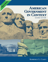 American Government in Context (Kim Casey) - eBook