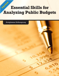 Essential Skills for Analyzing Public Budgets (Arwiphawee Srithongrung) - Paperback
