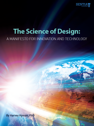 The Science of Design: A Manifesto for Innovation and Technology (Harvey Hyman) - physical book