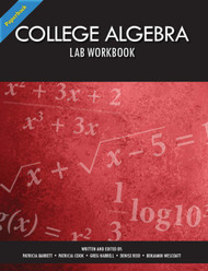 College Algebra Lab Manual (Barrett, Cook, Harrell, Reid, Wescoatt) - Paperback