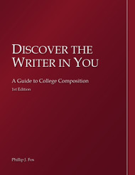 Discover the Writer in You (Phillip Fox) - eBook