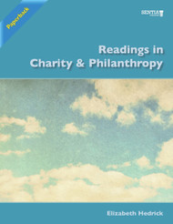 Readings in Charity and Philanthropy (Elizabeth Hedrick) - Paperback