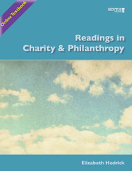 Readings in Charity and Philanthropy (Elizabeth Hedrick) - Online Textbook