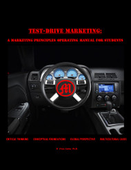 Test Drive Marketing:  A Marketing Principles Operating Manual for Students (Vince Carter) - eBook