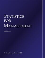 Statistics for Management (Oredola Soluade) - eBook