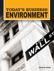 Today's Business Environment (Maurice Brown) - Paperback