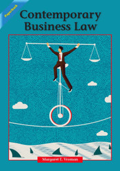 Contemporary Business Law (Margaret E. Vroman) - Paperback