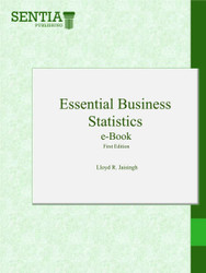 Essential Business Statistics (Lloyd R. Jaisingh) - eBook