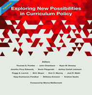 Exploring New Possibilities in Curriculum Policy (Poetter, et al.) - Paperback