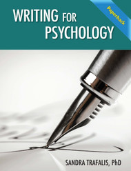 Writing for Psychology (Sandra Trafalis) - Paperback