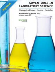 Adventures in Laboratory Science (Sharron Jenkins) - Paperback