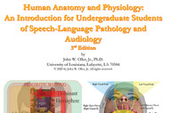 Human Anatomy and Physiology for Speech-Language Pathologists and Audiologists 3rd Edition (Oller) - Online Textbook