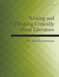 Writing and Thinking Critically About Literature (Simmons) - LMS Book