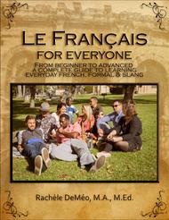 Le Français for Everyone (Rachele DeMeo) - eBook