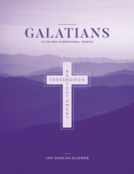 New Testament Crosswords, Galatians in the New International Version (Kliewer, Jan) - Paperback