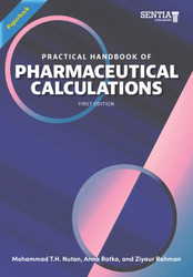Practical Handbook of Pharmaceutical Calculations (Nutan, Ratka, & Rahman ) - Paperback