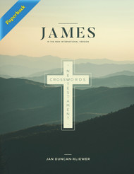 New Testament Crosswords, James in the New International Version (Kliewer)  - Paperback