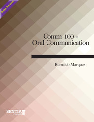 Comm 100 - Oral Communication (Marquez) - Online Textbook