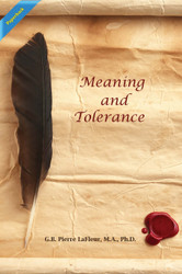Meaning and Tolerance (LaFleur) - Paperback