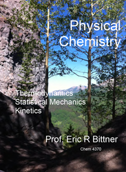 Physical Chemistry For Non Majors First Edition (Eric R. Bittner) - eBook