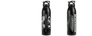 Zero Tolerance Knives H2OZTBLACKWASH Water Bottle, 24 Ounce, Blackwash Aluminum, BPA Free