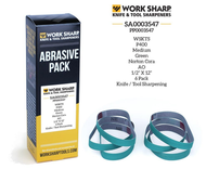 Work Sharp Ken Onion For WSKTS Work Sharp Model P400 Grit Belt Kit SA0003547