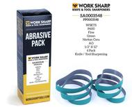 Work Sharp Replacement Belts For WSKTS Work Sharp Model P600 Grit Belt Kit SA0003548