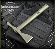 American Tomahawk Company  Model 1 Hickory Tomahawk - Olive Drab