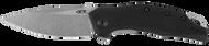 Zero Tolerance 0357 Assisted Opening Folding Knife, Working Finish CPM-20CV Plain Edge Blade, Black G-10 Handle