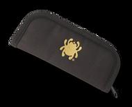 "Spyderco Travel Case Large Zipper Pouch C12NC - Nylon - 3"" x 7"""