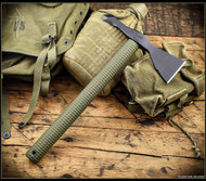 American Tomahawk Company  Model 1 STN 66 Tomahawk - Black Head - Olive Drab Handle