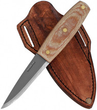 Condor Tool & Knife Primitive Mountain Knife CTK3918-4 1075 HC Blade - Sheath