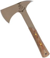 Condor Knife and Tool Fortis Fidelis Axe CTK1816-6.7HC Tan 1075 Steel - Sheath