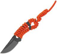 Condor Tool & Knife Carlitos Neck Knife CTK806-25HC 1075 HC Blade - Kydex Sheath