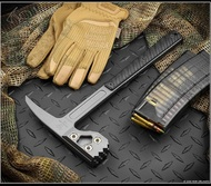 RMJ Tactical Cuddles Tactical Hammer Cerakote 80CRV2 Steel Black G-10