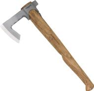 Condor Knife and Tool Travelhawk Axe CTK104-1.87 1060 High Carbon Steel - Sheath