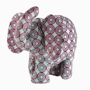 Large Stuffed Animal Elephant