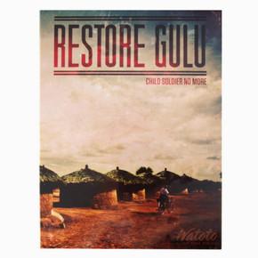 Restore Gulu DVD (NEW MARKDOWN!)